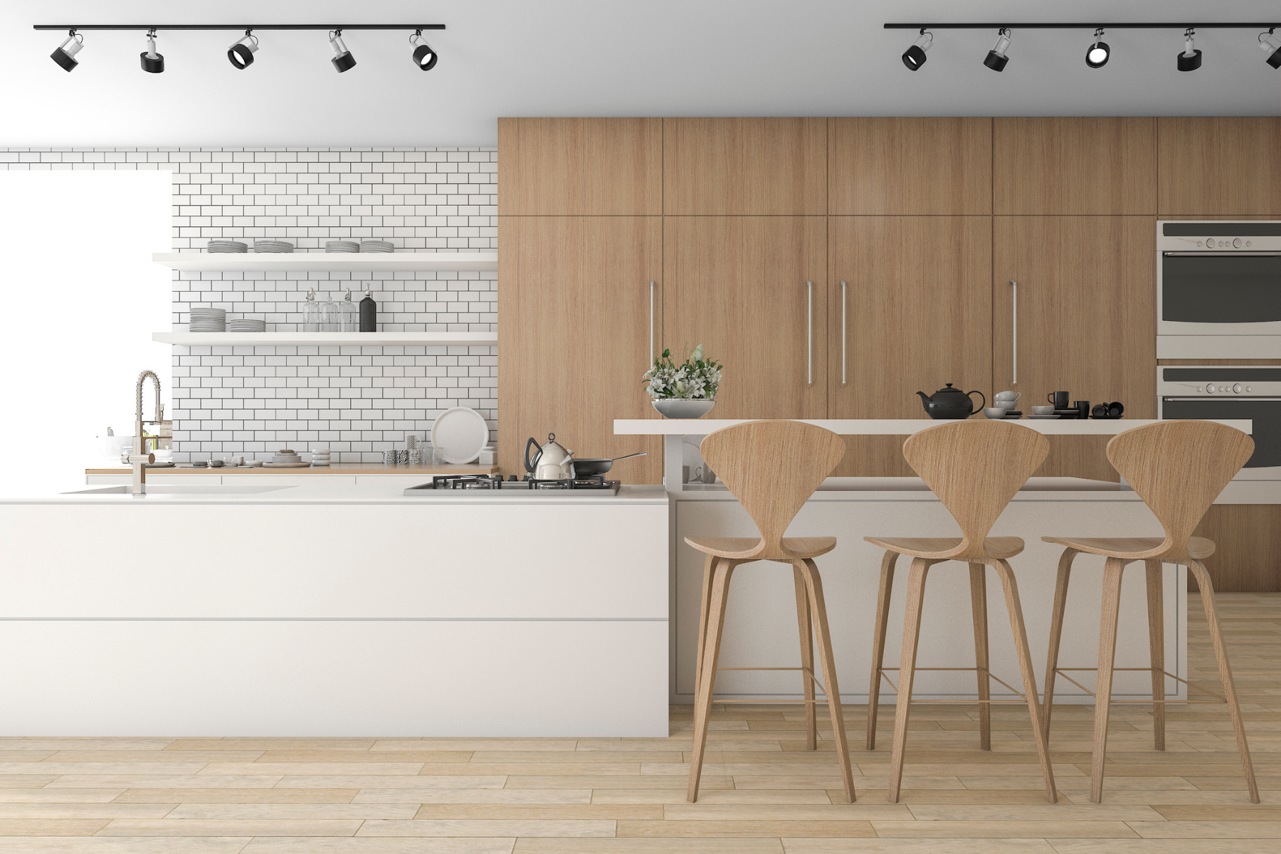 Kitchen Ideas That Include Natural Elements In Your Home Wood Create